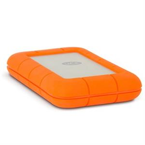 LaCie Rugged Thunderbolt And USB 3.0 External SSD Drive 500GB